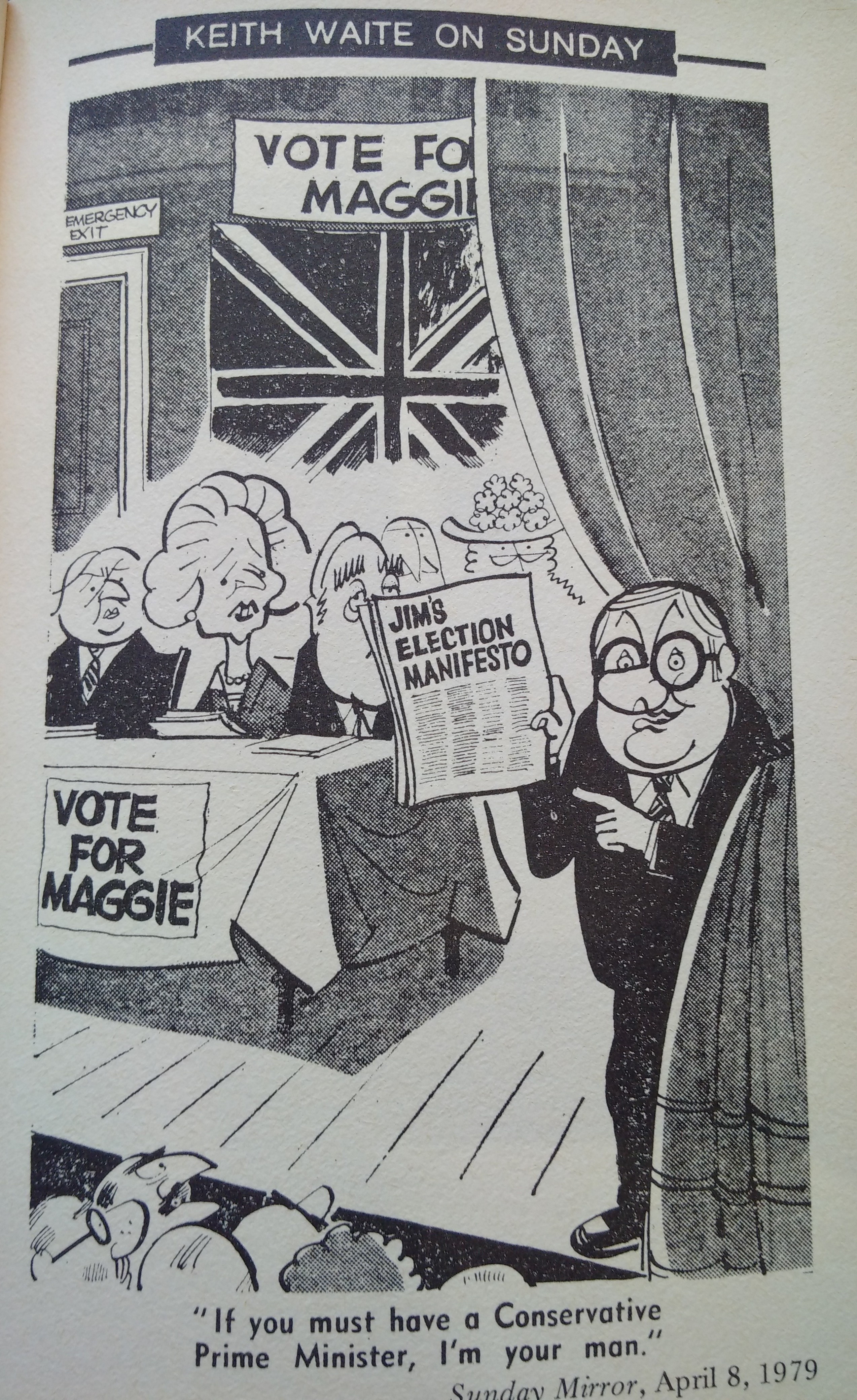 Source: The British General Election of 1979