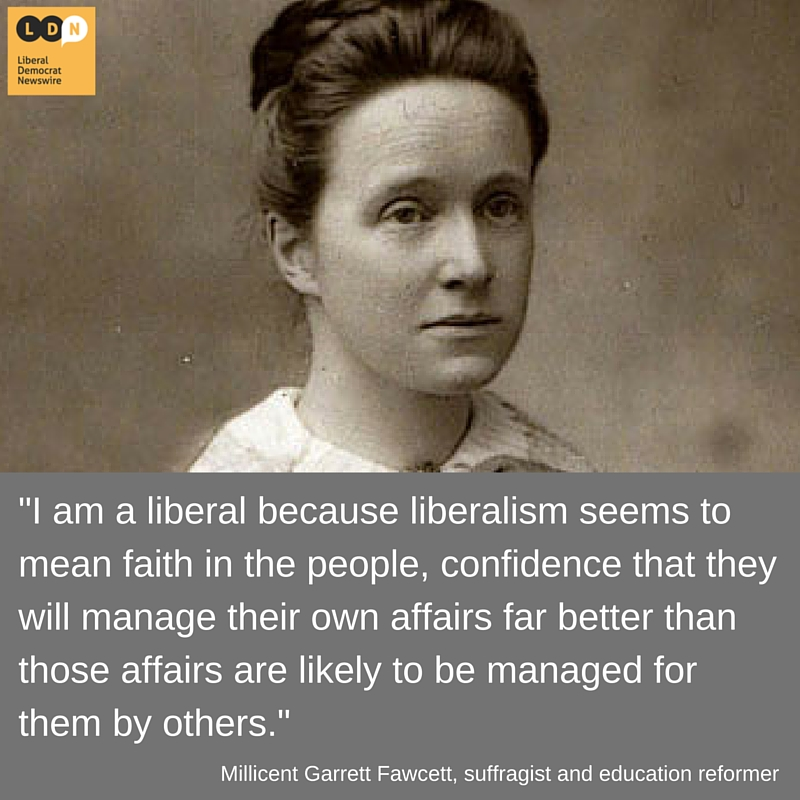 millicent garrett fawcett unfit to be Millicent garrett fawcett is on facebook join facebook to connect with millicent garrett fawcett and others you may know facebook gives people the.