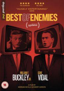 Best of Enemies - DVD cover